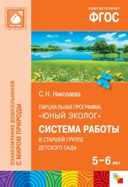 Николаева программа подготовительная группа